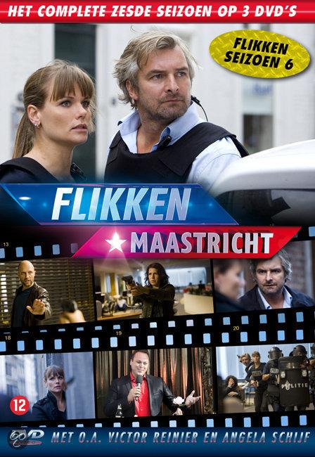 Flikken Maastricht_dvdhoes
