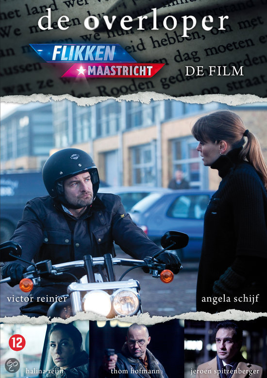 Flikken Maastricht_overloper_telefilm_dvdhoes